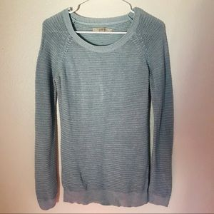 Loft knit sweater